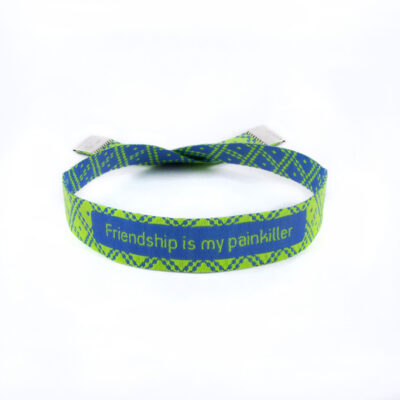 Friendship is my painkiller bracelet | imisi collection